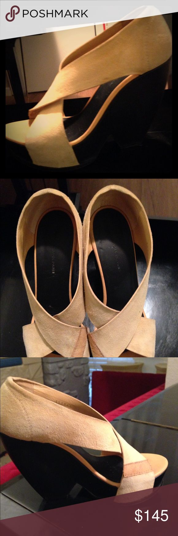 Balenciaga shoes. Gently used.2 hours sale! Balenciaga Shoes Platforms