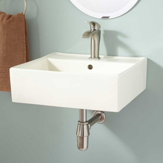 wall mount sinks wall mounted bathroom sinks signature hardware