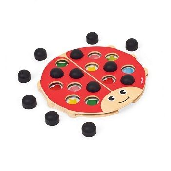 Ladybird Memory Game $45.95  #toys #kids #sweetcreations #babies #toddlers #puzzles #games #educational