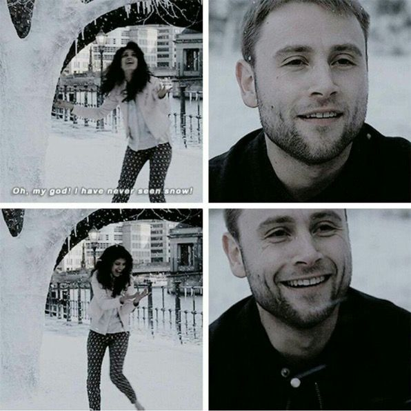 The way he looks at her #sense8