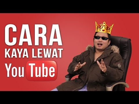 Cara Jadi Kaya Lewat YouTube - #Boss Look-Man - Beken.id