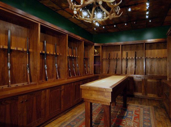 126 Best Awesome Gun Rooms Images On Pinterest