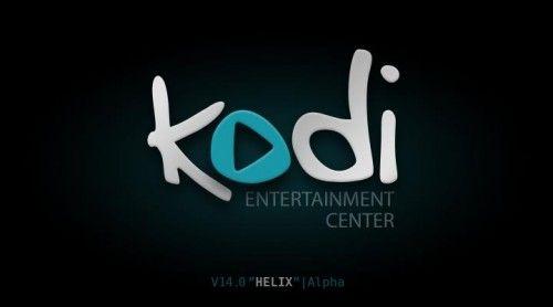 kodi entertainment center