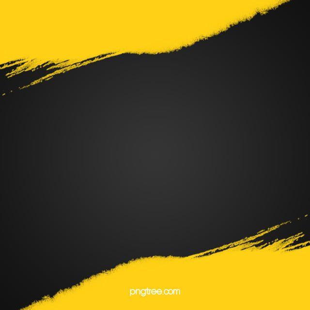 Yellow And Black Ink Abstract Background Gambar Latar Belakang Hitam Latar Belakang Abstrak Latar Belakang Kuning