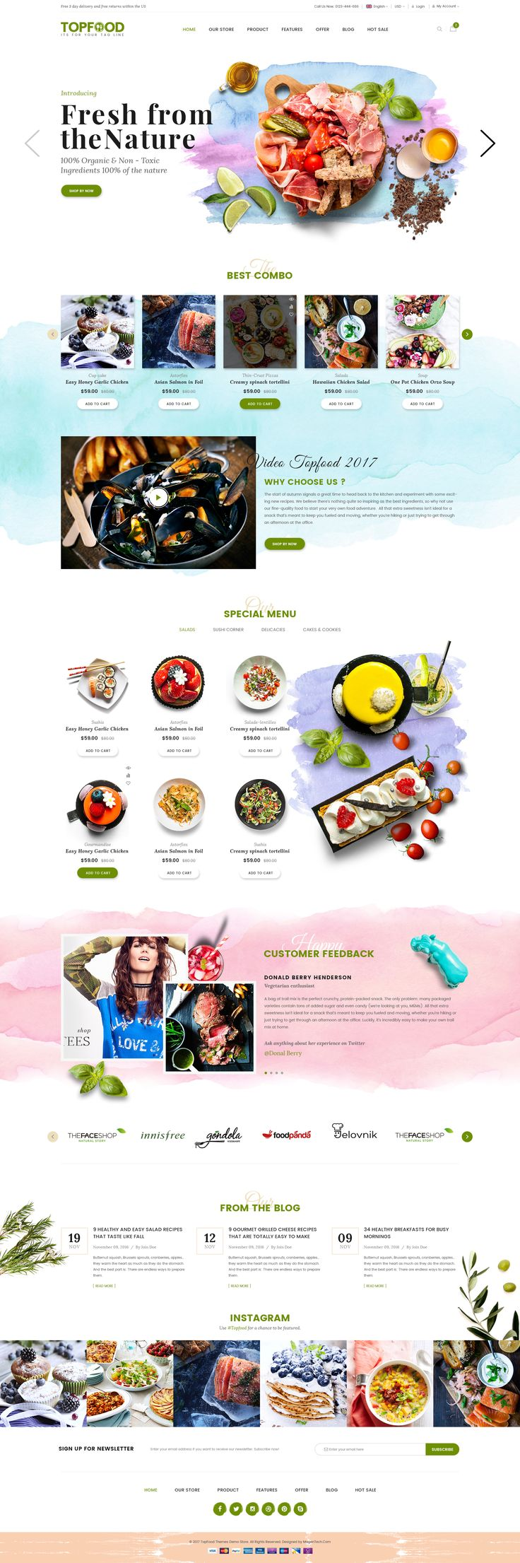 TopZ – high-end fashion and retail WooCommerce WooCommerce WordPress #webdesign #uidesign #wordpress #ecommerce