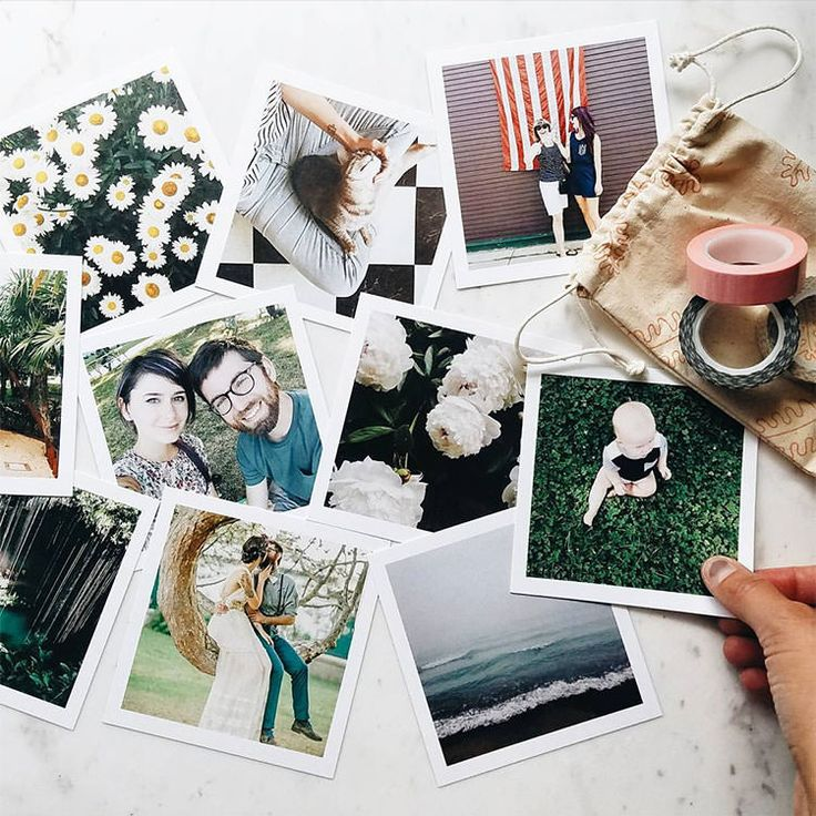 SQUARE PRINTS. Get your Instagrams off your phone and onto lush matte paper. Your 25 best shots are display ready with a crisp white border and paper thick enough to prop or pin anywhere.FREE #freeprints #freephotos #freephotoprints #affiliate #25squareprints #parabopress #prints #photoprints
