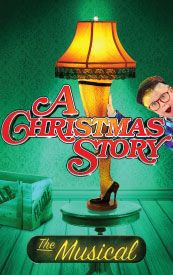 A Christmas Story Musical on Broadway Tickets | Broadway | Broadway.com... I want to go see this show so badly.