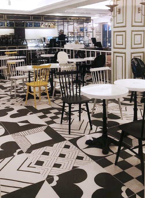 tile-Sangah's -TANGLE 60x60 #tile #tiles #sangahtile #interior ...
