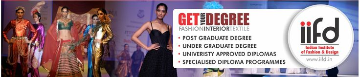 Get Your Degree In Fashion & Design!!!  Join Best Fashion Degree Institute In chandigarh!!  100% Placement. Call Now - 09803329989,,, http://iifd.in/ #fashion #design #professional #courses #study #india #indian #institute #of #degree #iifd.in #best #chandigarh #designing #admission #open #now #create #imagine #northIndia #law #diploma #degree #masters #fun #learning #jobs #costume #missindia #education #partner #designing #top #institute #in #chandigarh #college