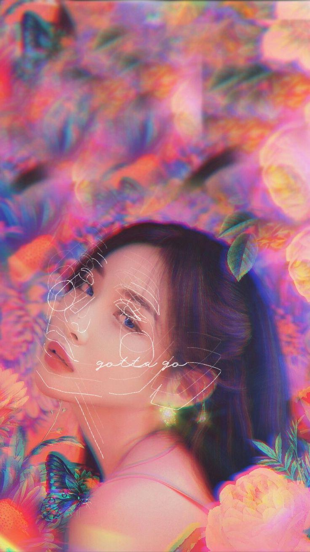 """Chung Ha """"Gotta Go"""" kpop Wallpaper Lockscreen HD fondo de pantalla iPhone Ph..."""