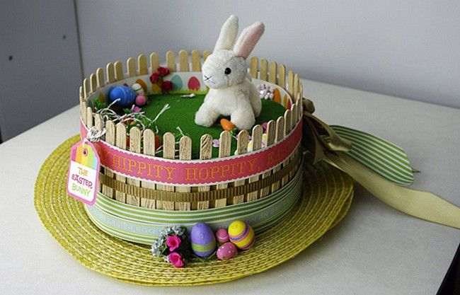 Easter Bonnet —  (650x417)
