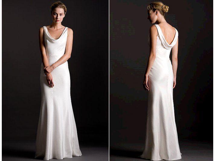Pippa Middleton's Sleek Sarah Burton Gown: Get the Look! | OneWed