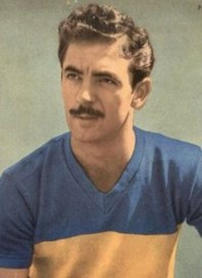 Rodolfo Justo Dezorzi Boca Jrs  1944