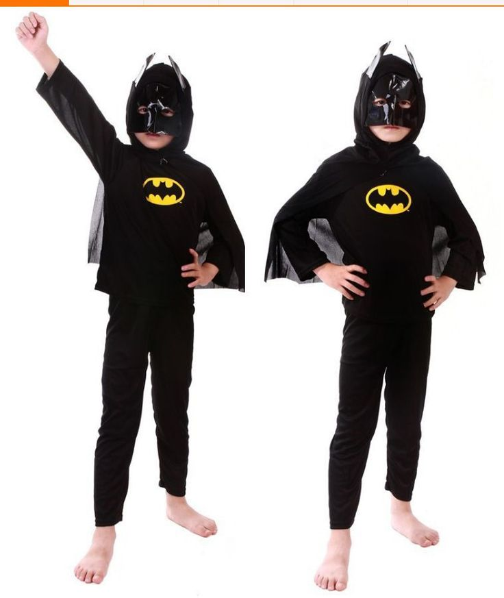 Kids Zorro Spiderman Batman Costume Halloween Suits Christmas Cosplay Party Show #own #Showscomsumes #Holiday