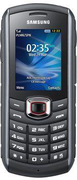 Outdoor Smartphone -Samsung B2710 Handy 2,0 Zoll-noir-black