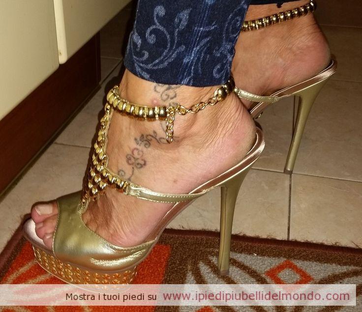 La nostra DIVA FootPassion http://ipiedipiubellidelmondo.com/piedi-di-footpassion/