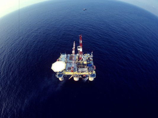 Life on Board a Gulf of Mexico Oil Drilling Platform By Provision