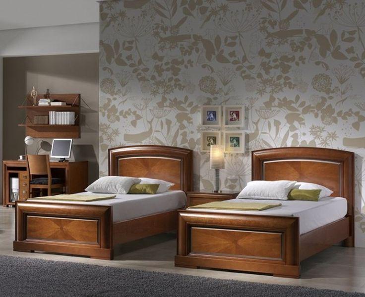 Dormitorio juvenil cl sico 2 juveniles cl sicos en 2019 - Dormitorios clasicos juveniles ...