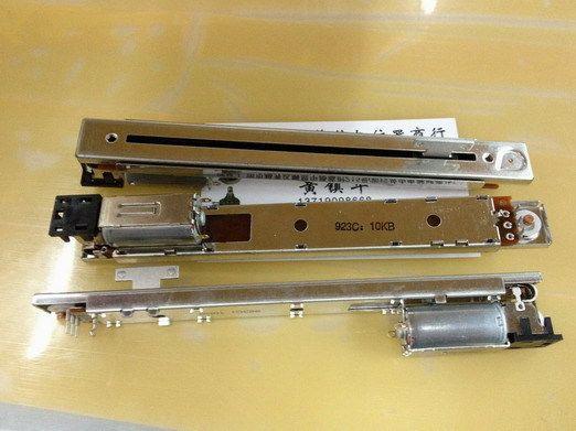 [BELLA]Original electric ALPS faders 12.8 cm Single potentiometer B10K T handle four points--10PCS/LOT