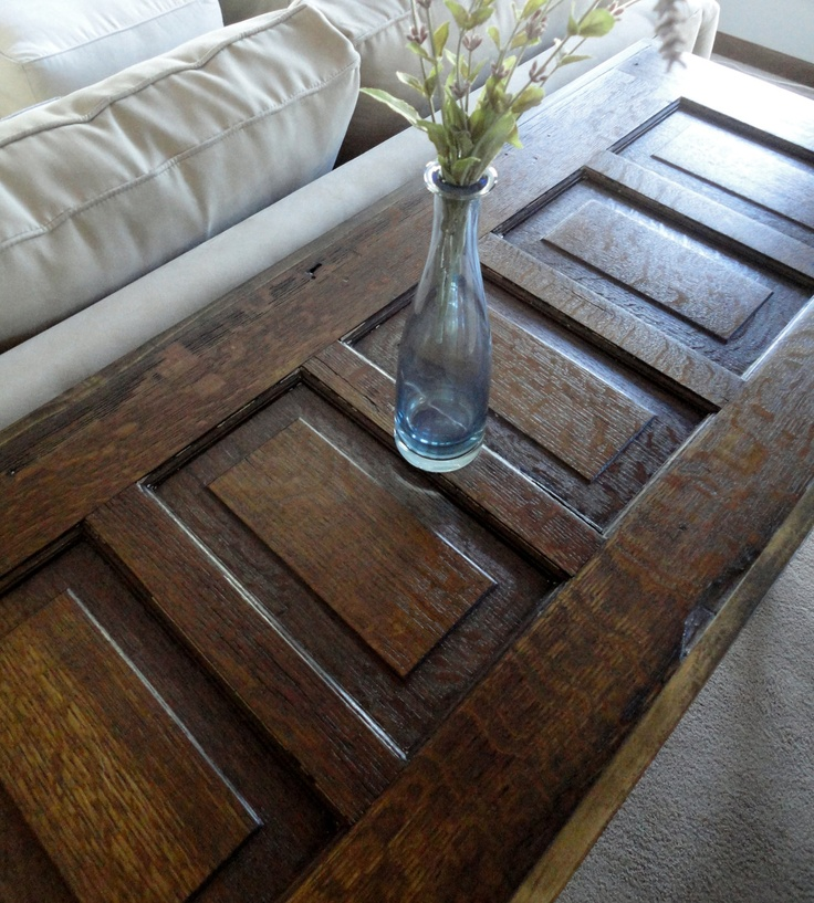 Foyer Table With Doors : Antique door sofa table or entryway beautiful