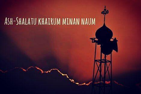 @celana.sarung: Ash-Shalatu khairum minan naum   #islam #sholat #subuh #imsak #puasa2017 #ramadhan1438h #fajr #fajrarmy #pejuangsubuh #masjid #motivasi #semangat #bajukoko