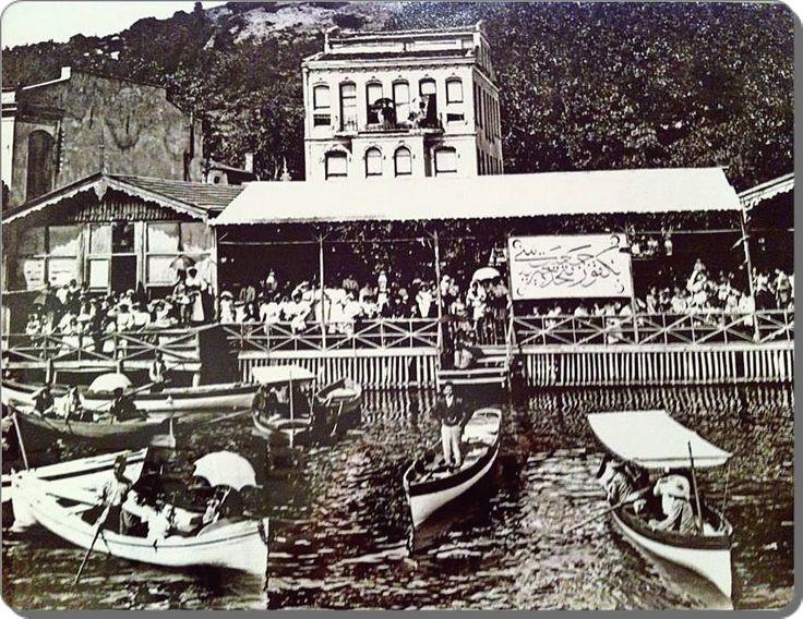 Beykoz / Boğaziçi Gazinosu - 1908