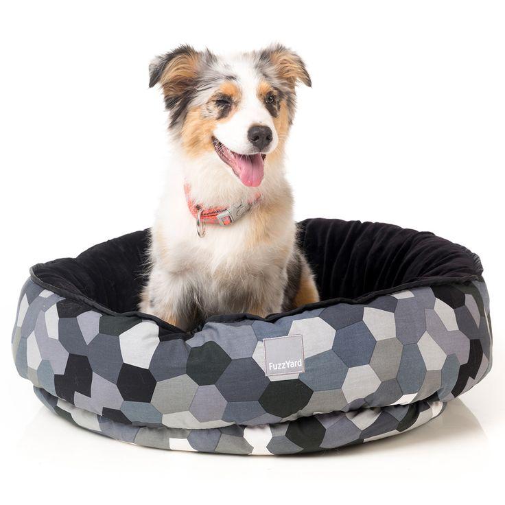 FuzzYard Modernista Reversible Pet Bed