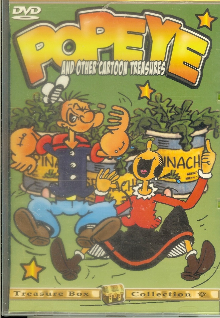 Treasure Toys Cartoon : Best images about popeye the sailor man on pinterest