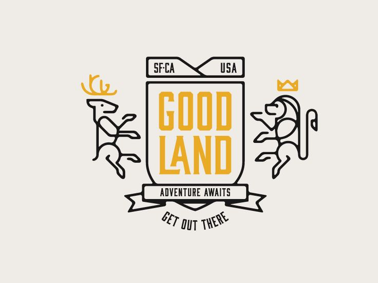 New Good Land Crest
