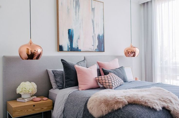 Gray bedrooms can be dramatic and still be subtle, making them cozy and comfortable without being boring or two dimensional. Gray indeed has many shades and you can use different...