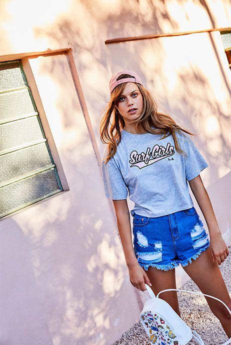 Primark womenswear SS17 campaign