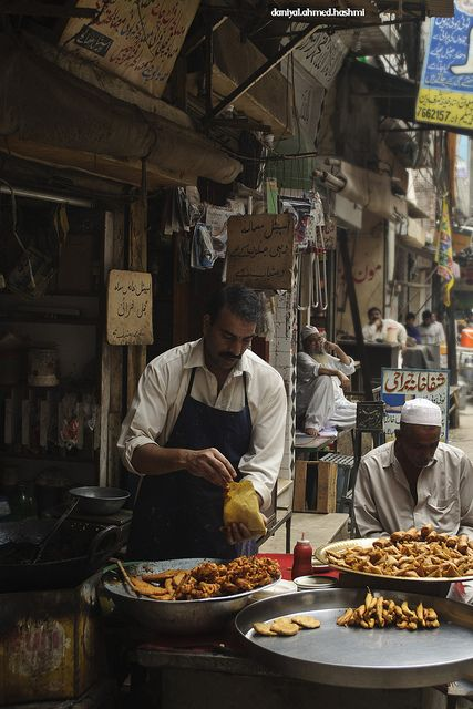 Lahore, Pakistan Street Food   - Explore the World with Travel Nerd Nici, one Country at a Time. http://TravelNerdNici.com
