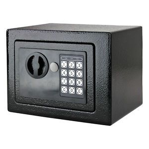 hotel office supplies | ... -Electronic-Safe-Box-Keypad-Lock-Home-Office-Hotel-Gun-Cash-Jewelry