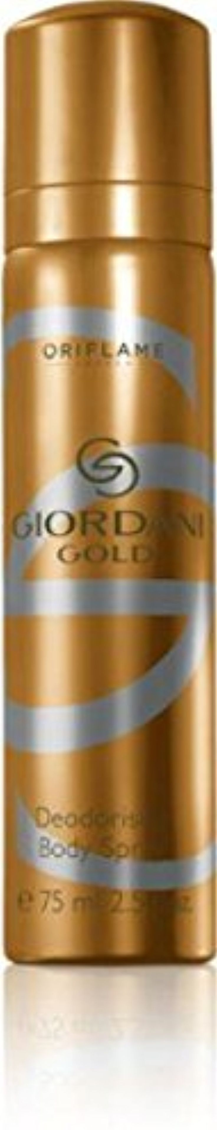 Oriflame Sweden Giordani Gold Deodorising Spray Body Spray For Men Boys Girls
