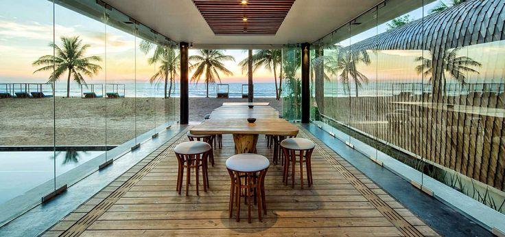 Iniala Beach House in Phuket, Thailand   resort Hotels \ Resorts - iniala luxus villa am strand a cero