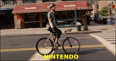 An accurate portrayal of the console wars (click for gif)