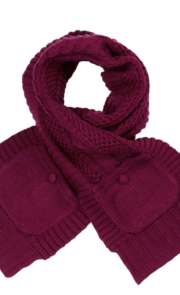 Knitting Patterns Scarves With Pockets : Scarf with pockets For Men only Pinterest Cold weather, Knit scarves an...