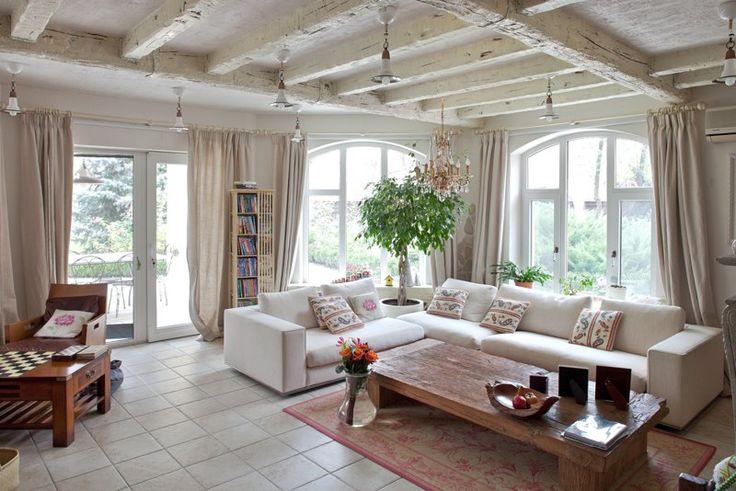интерьер деревянного дома в стиле прованс: 26 тыс ...