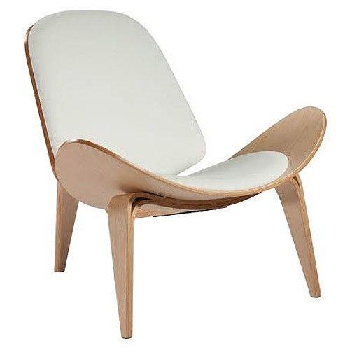 Hans Wegner Shell Chair - Reproduction - Natural