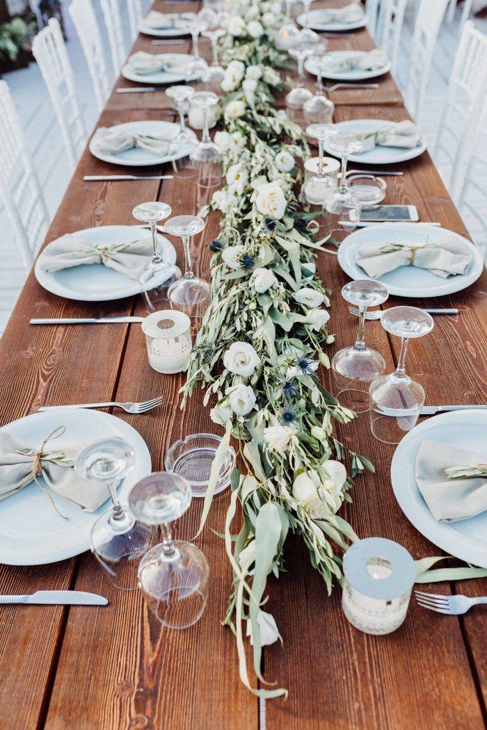 Secluded Beach Wedding At Villa Seven In Rhodes Greece Wedding