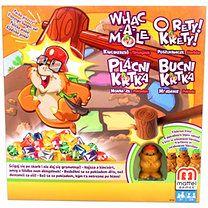 Mattel: Whac-A-Mole kincskereső társasjáték