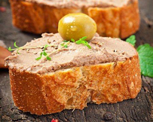 Paté de Pollo Casero Te enseñamos a cocinar recetas fáciles cómo la receta de Paté de Pollo Casero y muchas otras recetas de cocina..