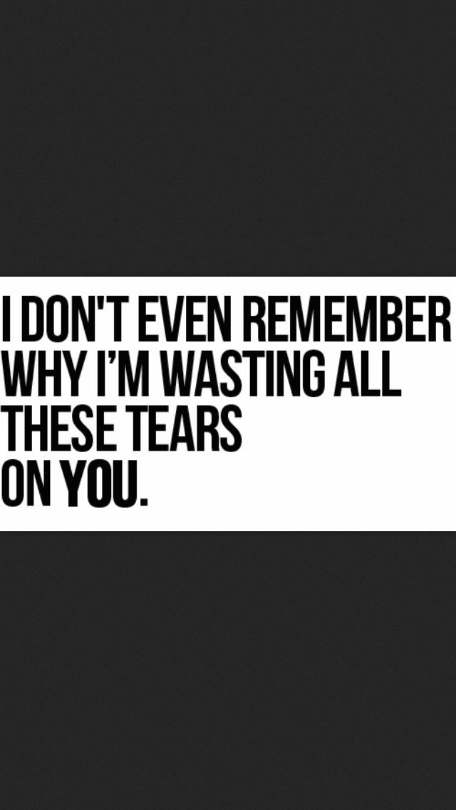 Wasting All These Tears by Cassadee Pope. FAVORITE SONG!!!!