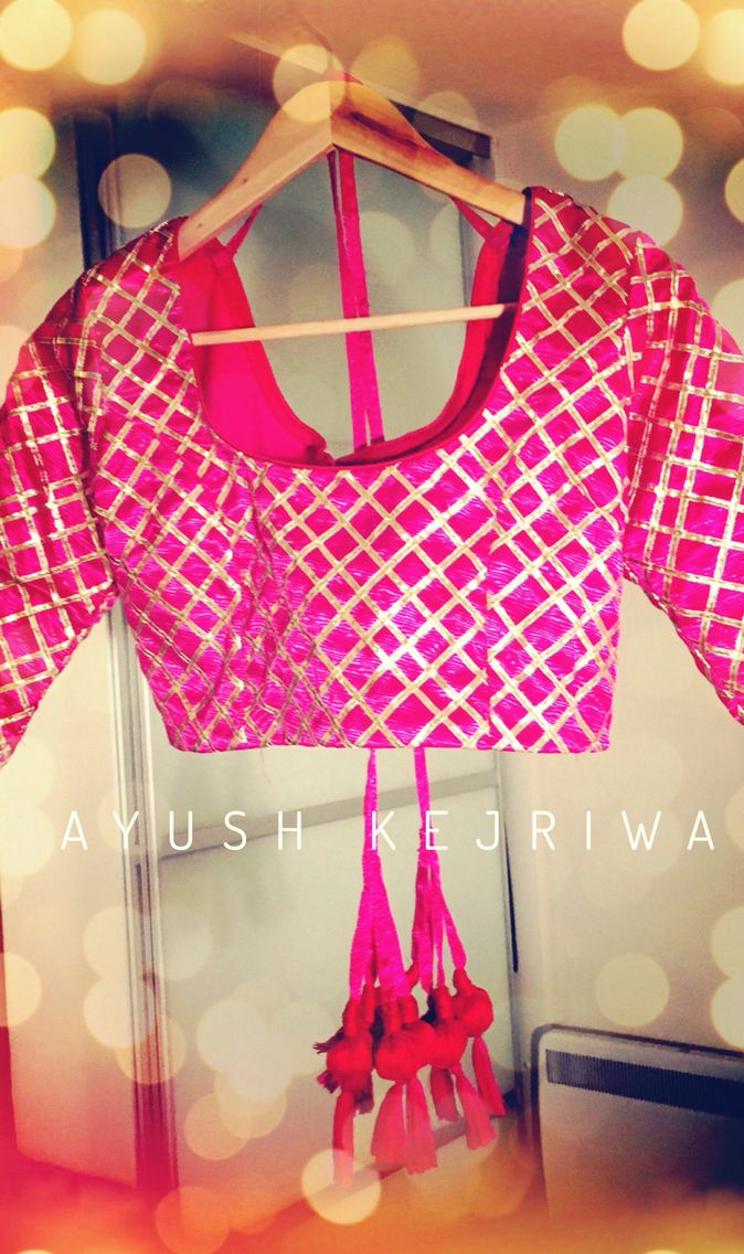 Blouse by Ayush Kejriwal For purchases email me at ayushk@hotmail.co.uk or what's app me on 00447840384707 We ship wide. #sarees,#saris,#indianclothes,#womenwear, #anarkalis, #lengha, #ethnicwear, #fashion, #ayushkejriwal,#bollywood, #vogue, #indiandesigners, #indianvogue, #asianbride ,#couture, #fashion