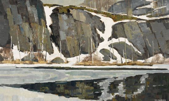 Tom Roberts; Grey Rock