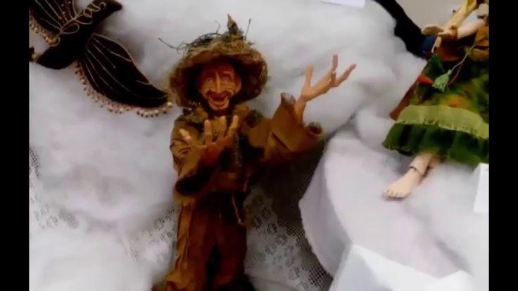 """Куклы. Выставка авторской куклы """"Рождественская сказка"""" от """"Белой Стреко..."""