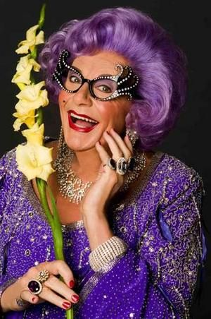 Dame Edna has some serious weight loss plans ... but is Australia ready to see her showing off her bikini-ready body?