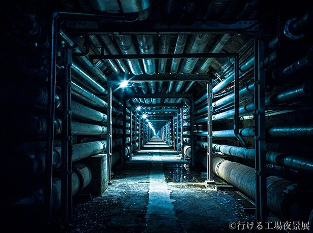 行ける工場夜景展 2015.09