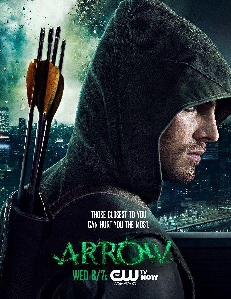 Assistir Arrow - Série / 5 Temporadas