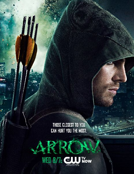 Arrow TV Show | Image – Arrow TV Series Promo Poster-3.jpg – Green Arrow Wiki